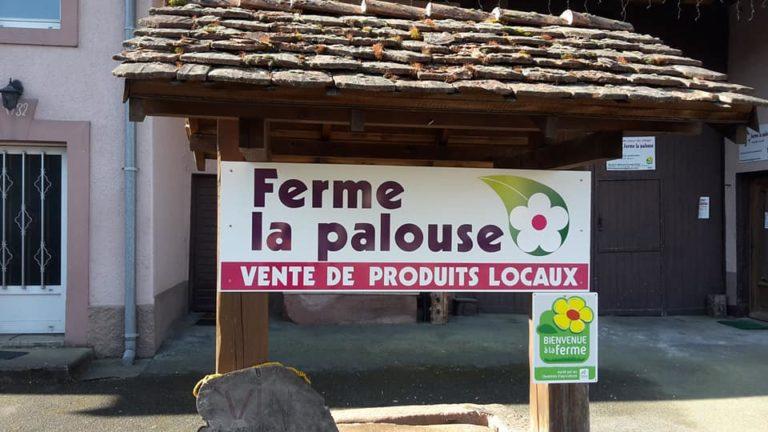bienvenue chez la ferme de la palouse