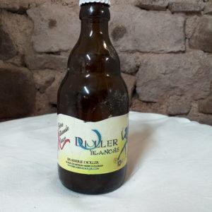 Bière blanche Brasserie Dioller Ferme la Palouse