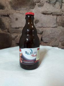 Bière de Noël Brasserie Dioller Ferme la Palouse